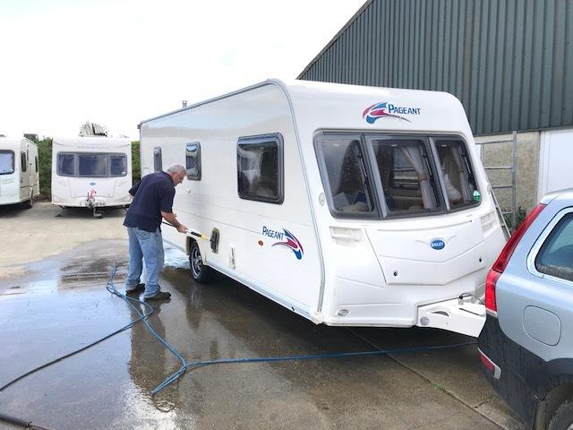 Caravan Wash
