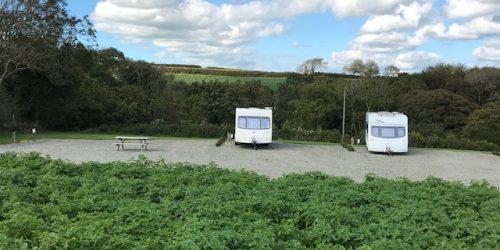 Caravans at Froghall